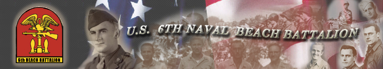 Open a new browser to the 6th Naval Beach Battalion