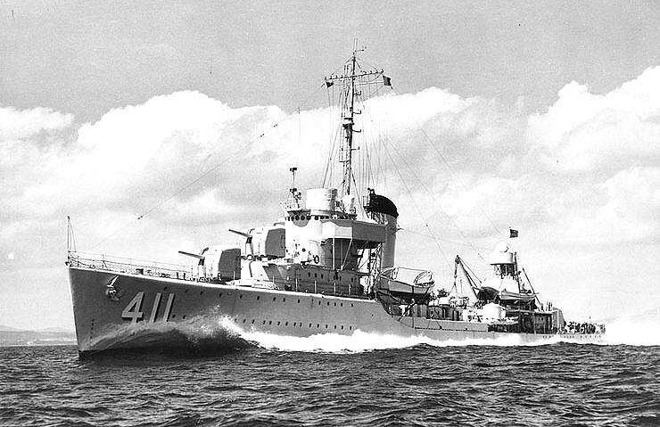 The USS Anderson