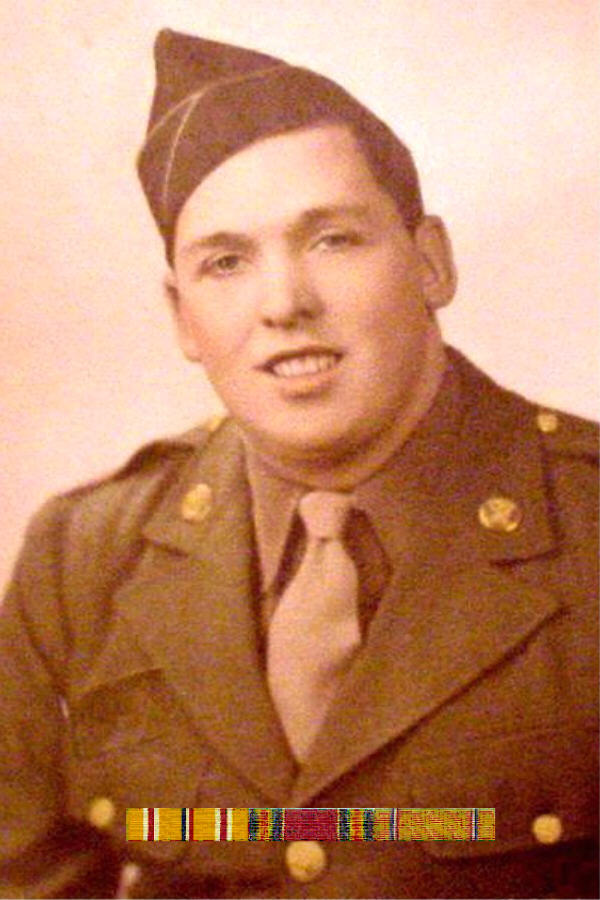 PFC Don Lynch - 1318th Service Command