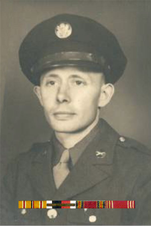"Sgt. Reid ""Skinny"" Smith - 706 Ordnance Maintenance Company"